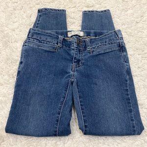 Free People Low Slung Skinny Jeans 24